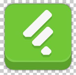 Angle Green Font PNG
