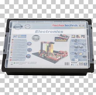 Fischertechnik Electronics Electronic Component Electrical Network Toy PNG