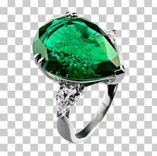 Emerald Earring Jewellery Costume Jewelry PNG