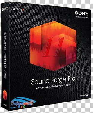 Sound Forge Computer Software Software Cracking Keygen MAGIX PNG