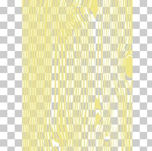 Textile Yellow Pattern PNG