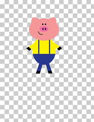 The Three Little Pigs PNG