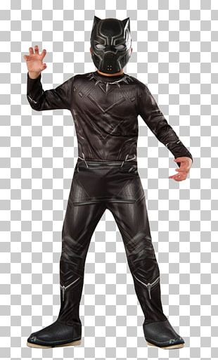 Black Panther Halloween Costume Child Clothing PNG