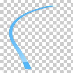 Blue Line Technology Digital Data PNG