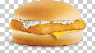 Filet-O-Fish Fast Food Hamburger McDonald's Fillet PNG