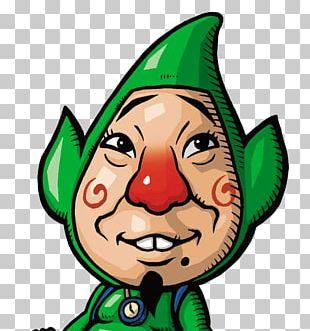 Freshly-Picked Tingle's Rosy Rupeeland The Legend Of Zelda: Majora's Mask The Legend Of Zelda: The Wind Waker HD Hyrule Warriors PNG