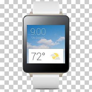 LG G Watch Smartwatch LG Electronics LG G Series Wear OS PNG