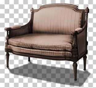 Loveseat Furniture PNG