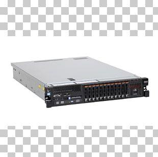 Intel Lenovo Xeon Computer Servers PNG