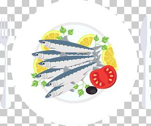 Roast Chicken Food Illustration PNG