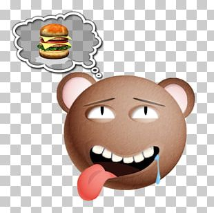 Snout Cartoon Food Thumb PNG