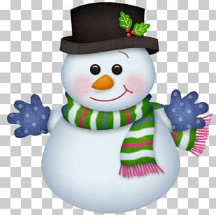 Snowman Christmas Decoration Winter PNG