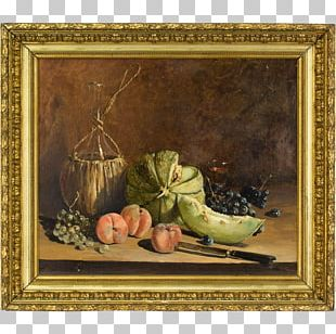 Still Life Of Fruit Oil Painting Art PNG