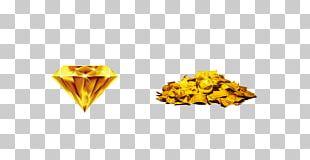 Gold Euclidean Computer File PNG