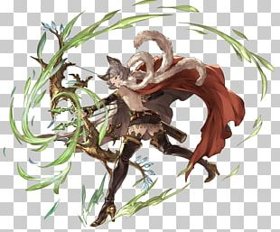 Granblue Fantasy Character Social-network Game Cygames PNG