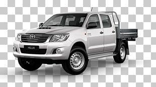 Toyota Hilux Car Pickup Truck Diesel Engine PNG