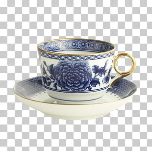 Saucer Tableware Porcelain Teacup Coffee Cup PNG