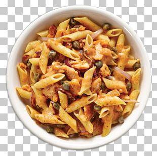 Spaghetti Alla Puttanesca Pasta Italian Cuisine Penne Smoked Salmon PNG