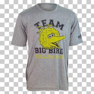 T-shirt Big Bird Elmo Mr. Snuffleupagus Clothing PNG