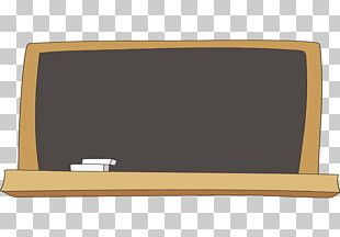 Blackboard Drawing Cartoon PNG