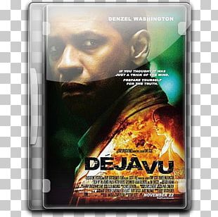 Déjà Vu Denzel Washington Thriller Film Action Film PNG