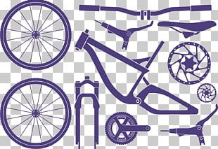 Bicycle Pedal Bicycle Wheel Bicycle Tire Bicycle Frame PNG