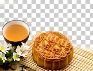 Mooncake Chinese Cuisine Mid-Autumn Festival PNG