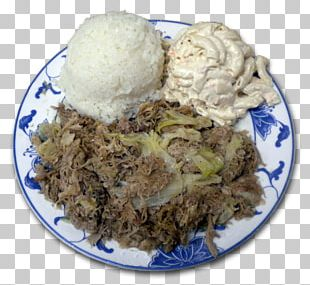 Cuisine Of Hawaii Barbecue Chicken Cooked Rice Laulau PNG