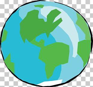 World Globe PNG
