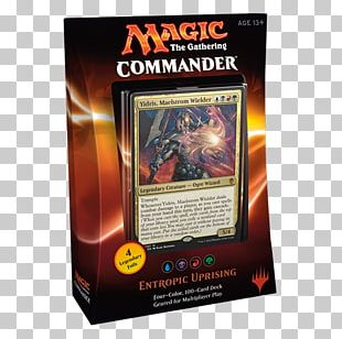 Magic: The Gathering Commander Playing Card Yidris PNG