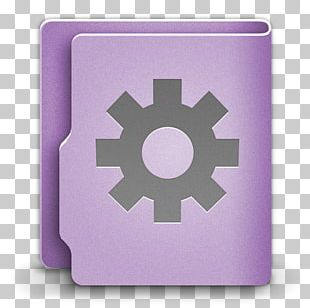 Square Purple Symbol PNG
