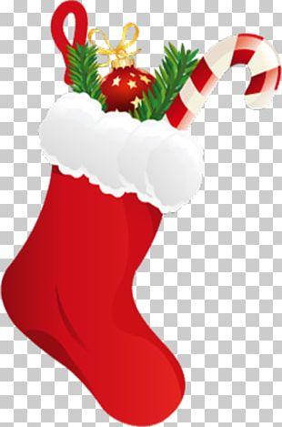 Santa Claus Christmas Graphics Christmas Stockings Sock PNG