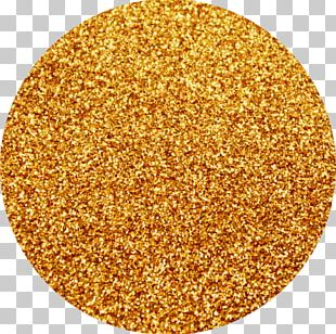 Sweet Osmanthus Glitter Yellow Color Gold PNG
