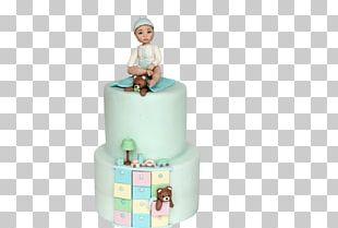 Cake Decorating Figurine Turquoise CakeM PNG