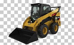 Caterpillar Inc. Skid-steer Loader Heavy Machinery Komatsu Limited PNG