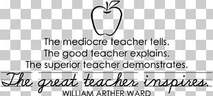 Student Teacher Education Is The Most Powerful Weapon Which You Can Use To Change The World. School PNG