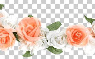 Wreath Crown Flower Rose Floral Design PNG