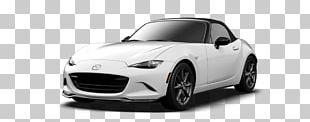 2017 Mazda MX-5 Miata RF 2018 Mazda MX-5 Miata RF Car Mazda CX-5 PNG