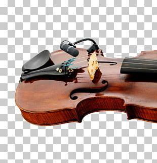 Microphone Violin Musical Instruments Viola String Instruments PNG