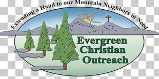 Evergreen Christian Outreach Job Mountain Hearth & Patio Tree Volunteering PNG