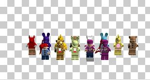 Lego Minifigures Five Nights At Freddy's 2 LEGO Digital Designer PNG