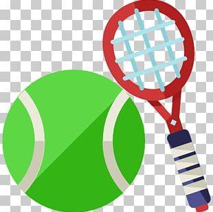 Sport Tennis Ball Game Racket Strings PNG