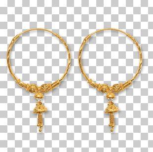 Earring Bracelet Jewellery Gold Necklace PNG