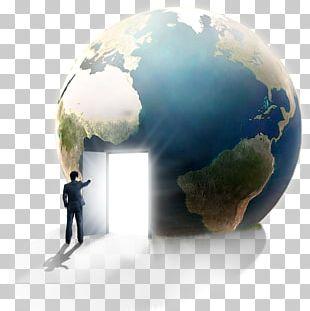 Earth Door Computer File PNG