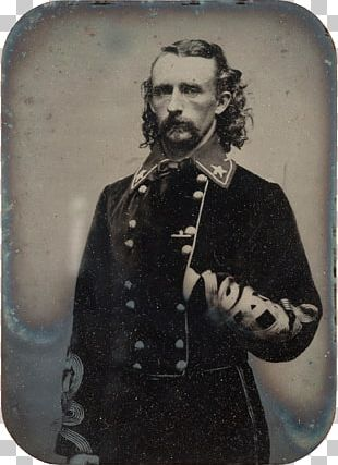 George Armstrong Custer Battle Of The Little Bighorn Black Hills Expedition American Civil War PNG