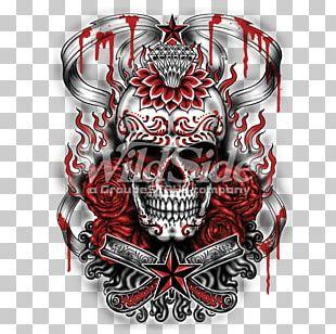 T-shirt Skull Hoodie Clothing PNG