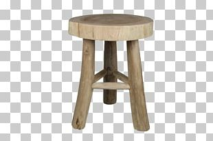Bar Stool Chair Furniture Wood PNG