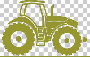 Tractor Agriculture Agricultural Machinery Icon PNG