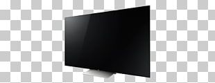 Ultra-high-definition Television Sony Corporation Smart TV 4K Resolution PNG