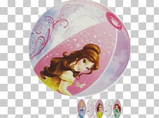 Beach Ball Disney Princess PNG
